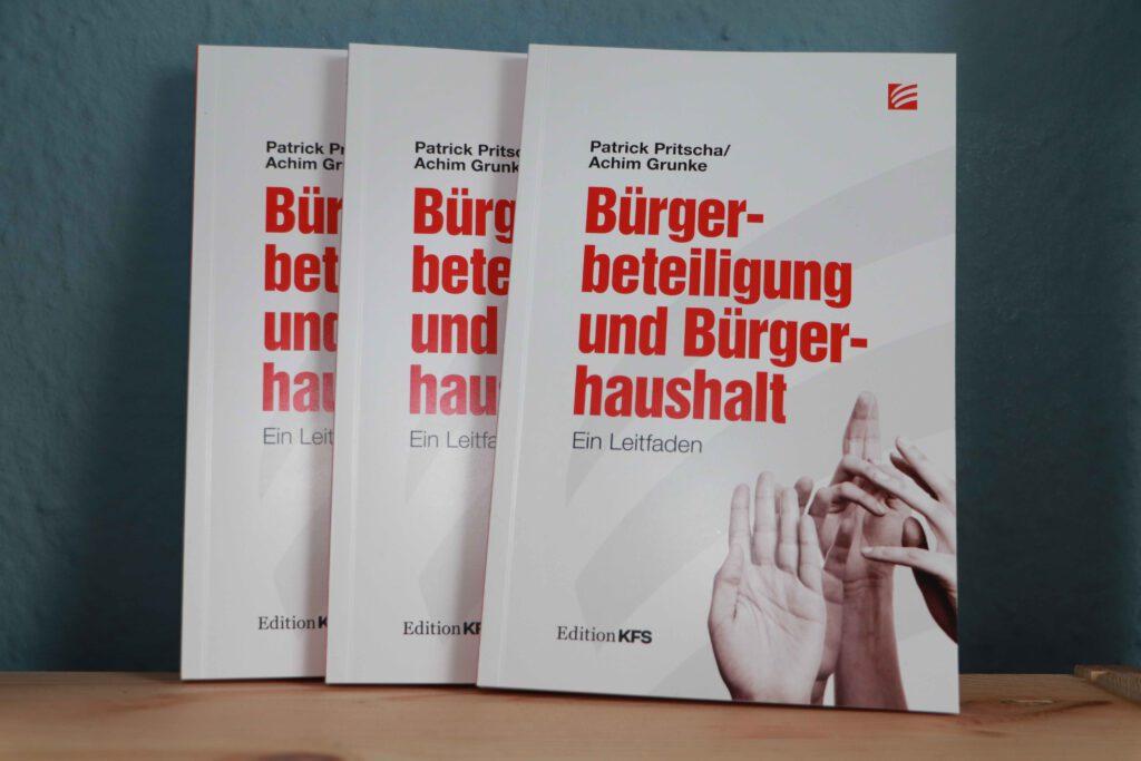 Band 12 der Edition KFS: Bürgerbeteiligung und Bürgerhaushalt